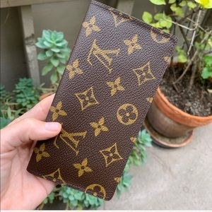 NEW 💯 Authentic LV Monogram Check Book Cover